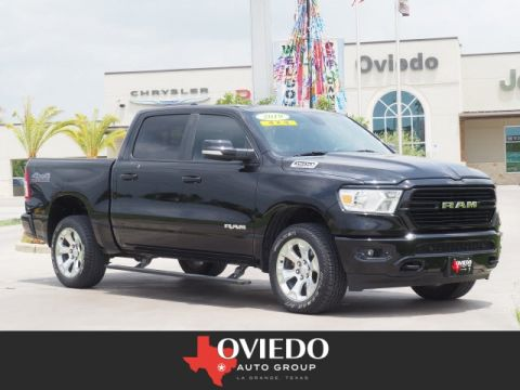 Pre-Owned 2019 RAM 1500 Big Horn 4WD 4x4 Big Horn 4dr Crew Cab 5.6 ft. SB Pickup