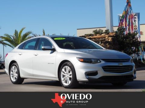 Pre-Owned 2018 Chevrolet Malibu LT FWD LT 4dr Sedan