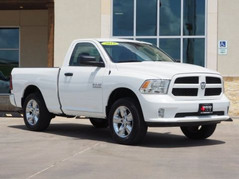 Pre-Owned 2018 Ram 1500 Express RWD Regular Cab Pickup