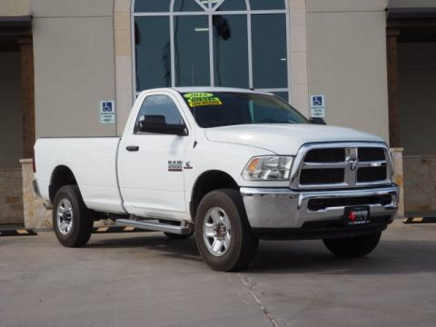 Pre-Owned 2018 Ram 2500 Tradesman 4WD Regular Cab Pickup