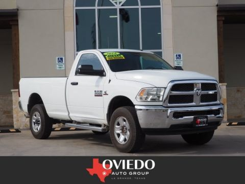 Pre-Owned 2018 RAM 2500 Tradesman 4WD 4x4 Tradesman 2dr Regular Cab 8 ft. LB Pickup