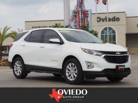 Pre-Owned 2018 Chevrolet Equinox LT FWD LT 4dr SUV w/1LT