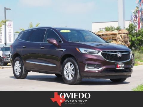 Pre-Owned 2018 Buick Enclave Essence FWD Essence 4dr Crossover