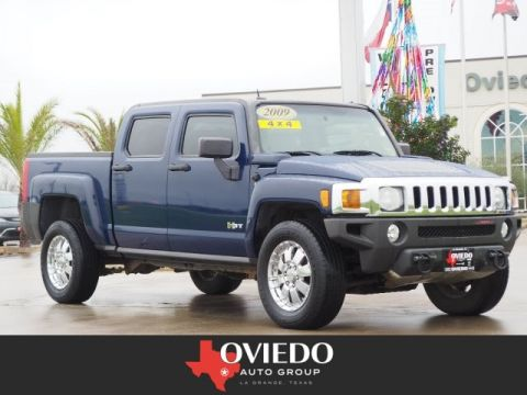 Pre-Owned 2009 HUMMER H3T Base 4WD 4x4 Base Crew Cab 4dr